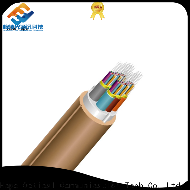 Fiber Hope Top mini fiber optic cable distributor communication system
