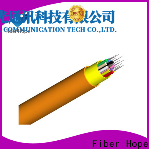 Fiber Hope fiber optic cable price companies indoor