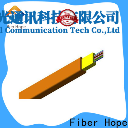 Fiber Hope ftth fiber optic cable manufacturer switches