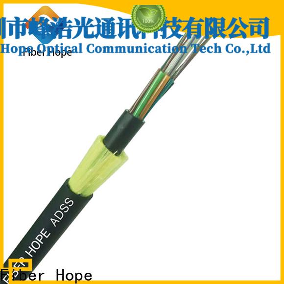 Fiber Hope sc connectors fibre optic cable for sale transmission systems