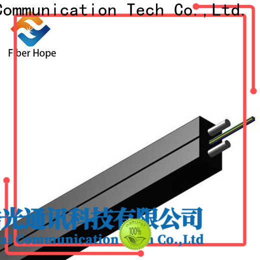 Fiber Hope fiber patch cable types companies indoor wiring
