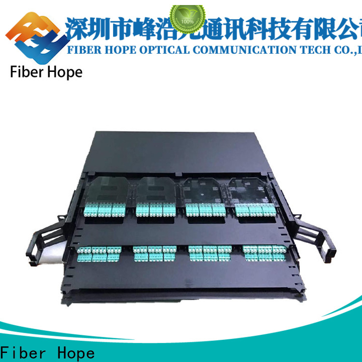 Fiber Hope Top patch cord duplex lc lc supplier LANs
