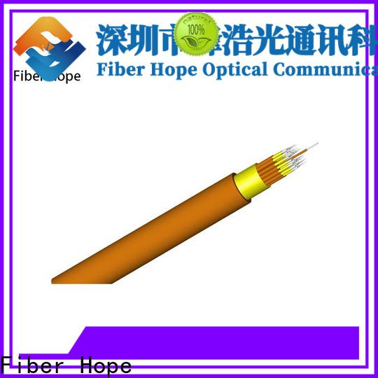 Fiber Hope fiber cable assembly supply indoor