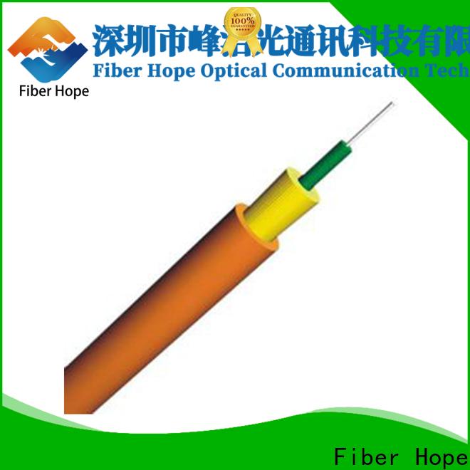 Fiber Hope Best where to buy fiber optic cable supplier transfer information
