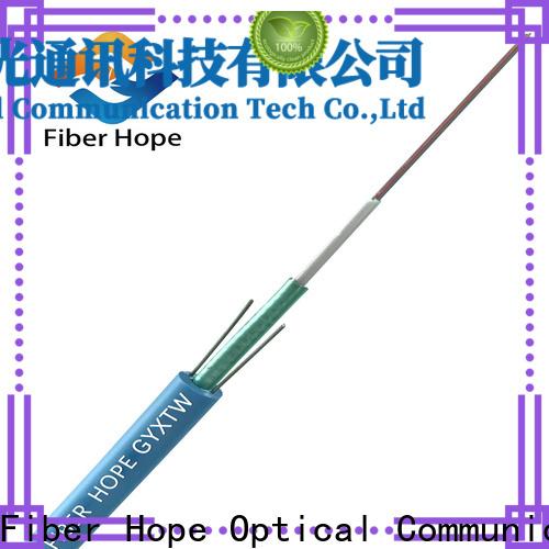 Top multimode fiber cable manufacturer outdoor