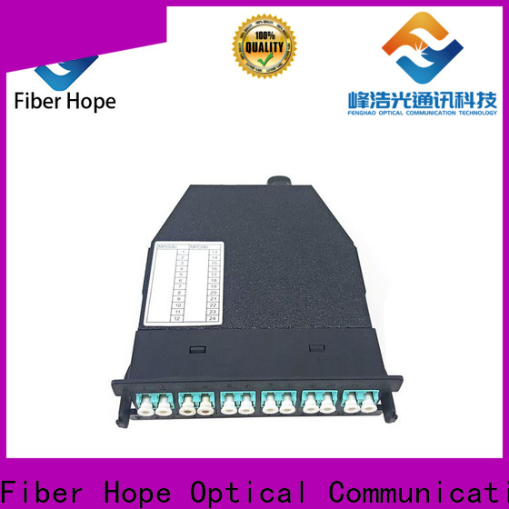Fiber Hope Bulk sc to lc single mode patch cord for sale communication systems