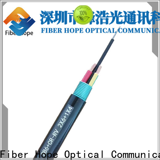 Fiber Hope multimode optical cable companies network system