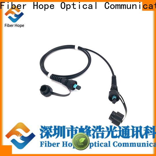 Fiber Hope optical patch cable distributor networks