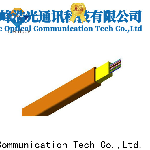 Fiber Hope fiber optic cable manufacturers in china vendor transfer information