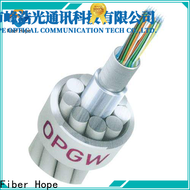 Fiber Hope Buy OPGW cable supplier communication system