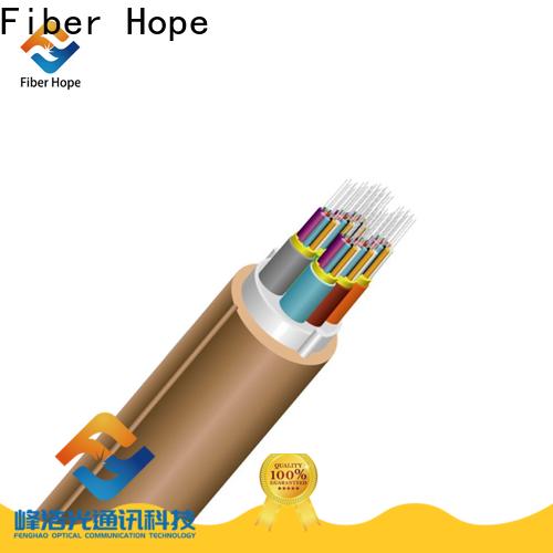 Fiber Hope fibre optic cable factory network system