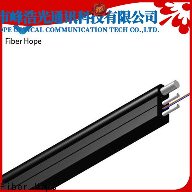 Fiber Hope Quality fiber cable management vendor network transmission