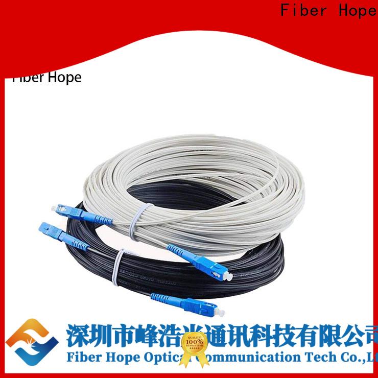 Fiber Hope fiber patchcord for sale communication systems