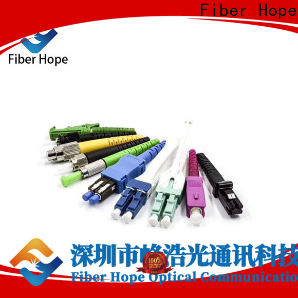 Fiber Hope fiber patch cables lc to st supplier communication industry