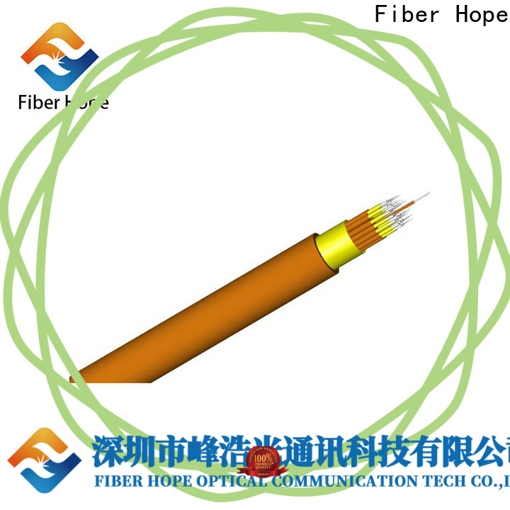 Fiber Hope Quality custom fiber optic cables companies switches
