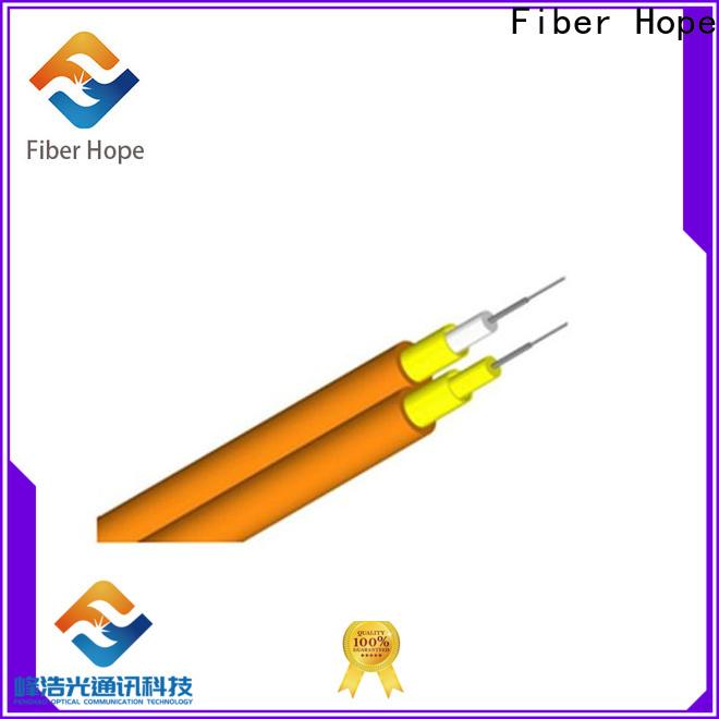 Fiber Hope 12 core cable manufacturer communication equipment
