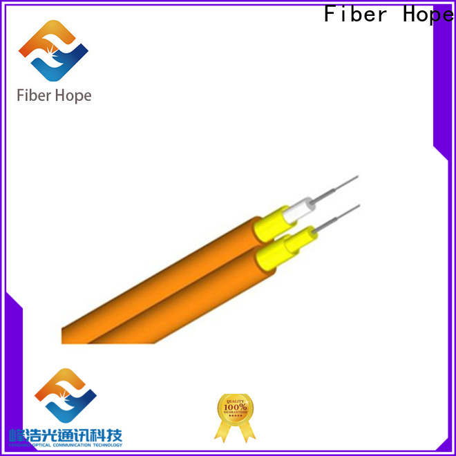 Fiber Hope 12 core cable manufacturer communication equipment