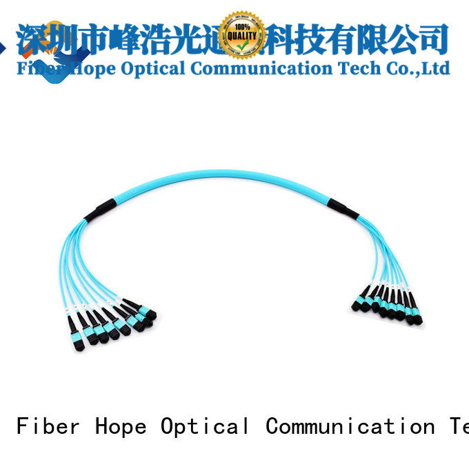 Fiber Hope efficient fiber optic patch cord popular with LANs