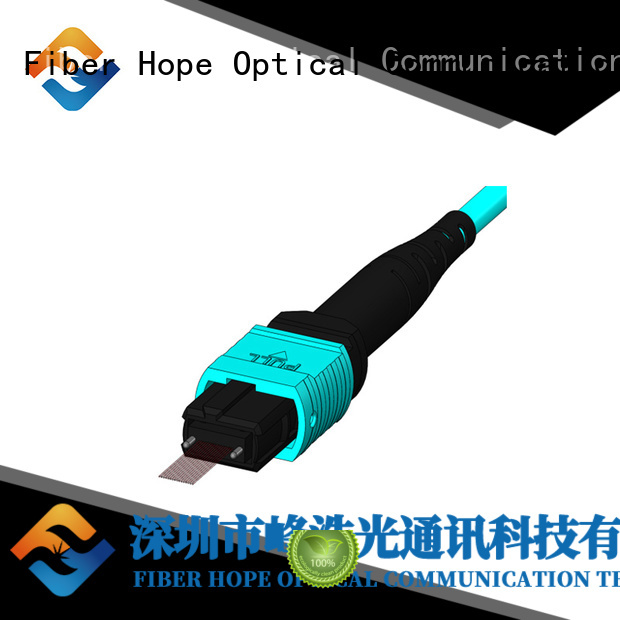 Fiber Hope cable assembly popular with FTTx