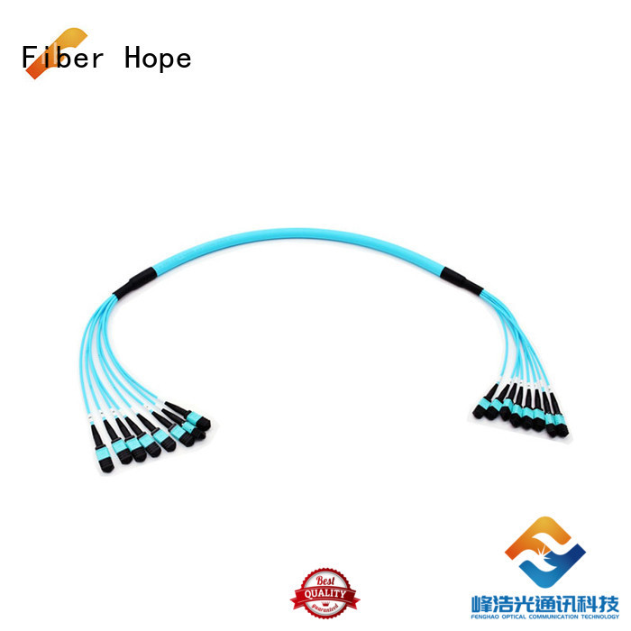 Fiber Hope harness cable used for FTTx