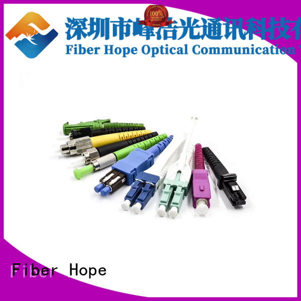 good quality fiber patch cord used for LANs
