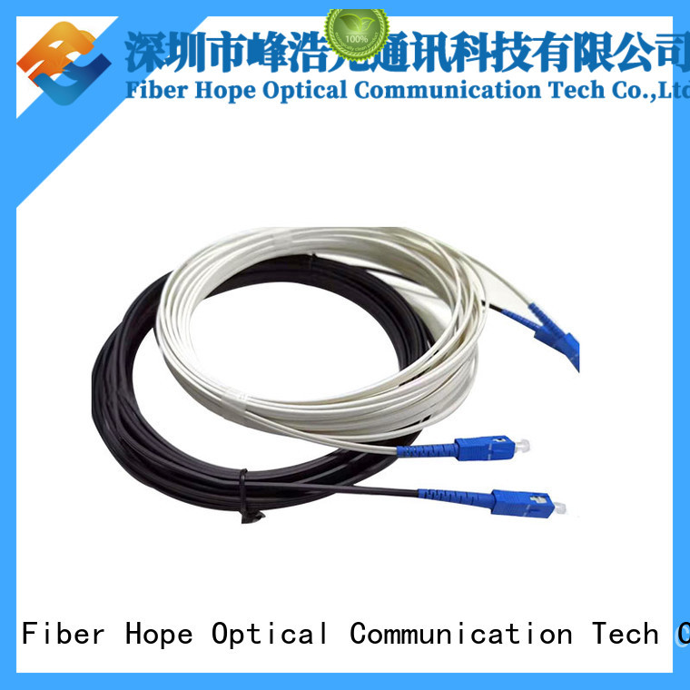 Fiber Hope mpo cable widely applied for WANs