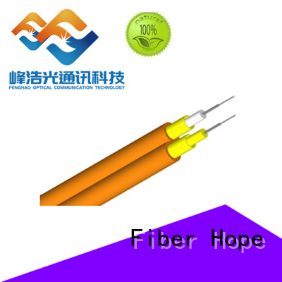 large transmission traffic fiber optic cable suitable for communication equipment