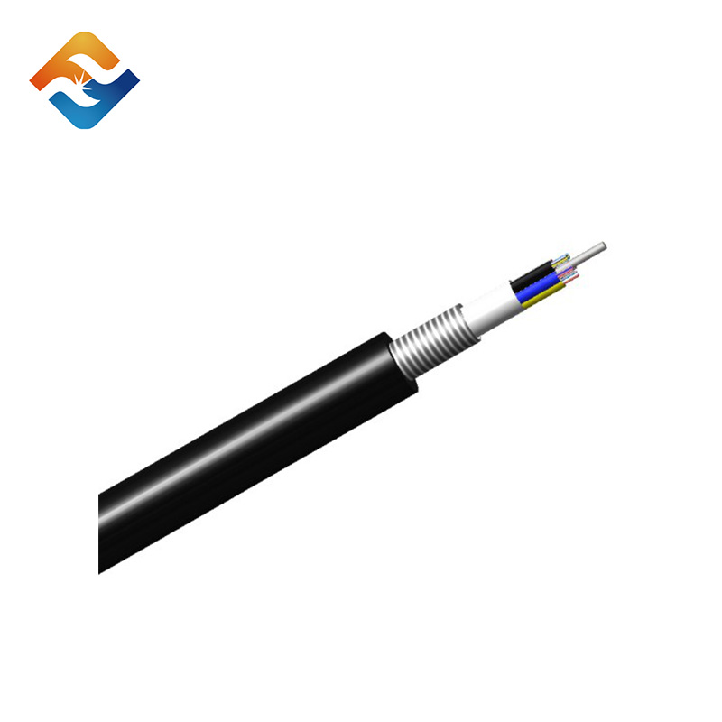 application-Fiber Hope thick protective layer armored fiber cable good for networks interconnection