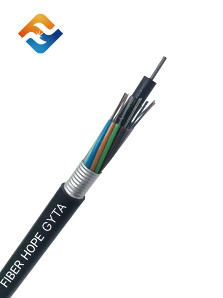 news-Whats the difference between the GYTS cable and the GYTA cable-Fiber Hope-img
