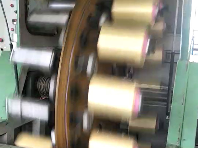 ADSS fiber optic cable  production line