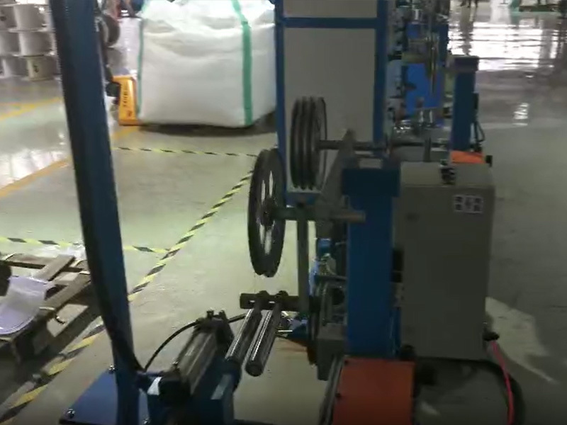 FTTH fiber opic cable production line