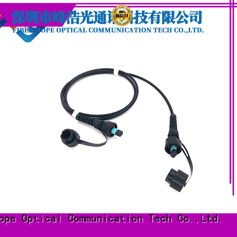 Fiber Hope fiber patch panel used for communication systems