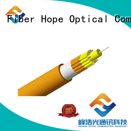 clear signal optical cable suitable for communication equipment