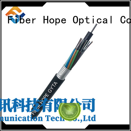 high tensile strength 16 core cable best choise for outdoor Fiber Hope