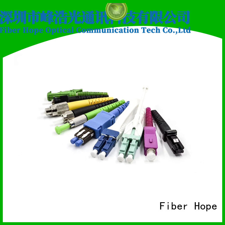 Fiber Hope mpo connector basic industry