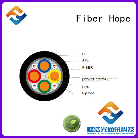 cost saving bulk fiber optic cable good for communication system