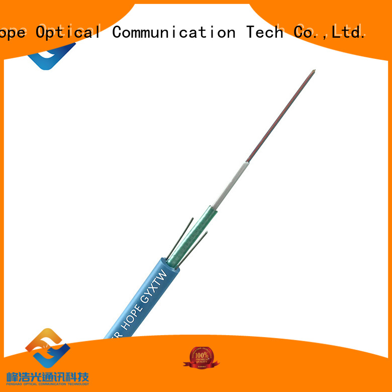 Fiber Hope fiber cable types good for outdoor