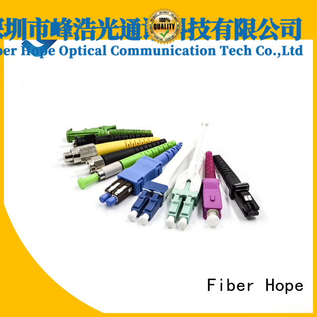Fiber Hope mtp mpo cost effective basic industry