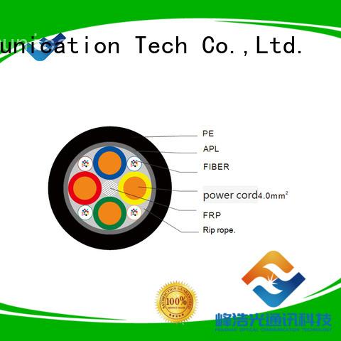 Fiber Hope bulk fiber optic cable ideal for communication system