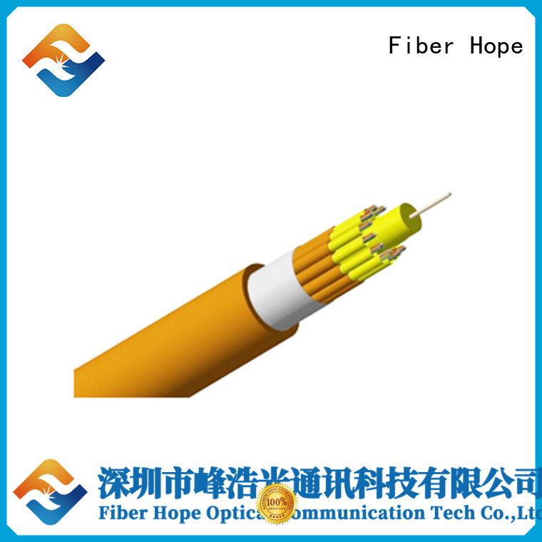 Fiber Hope multicore cable good choise for switches