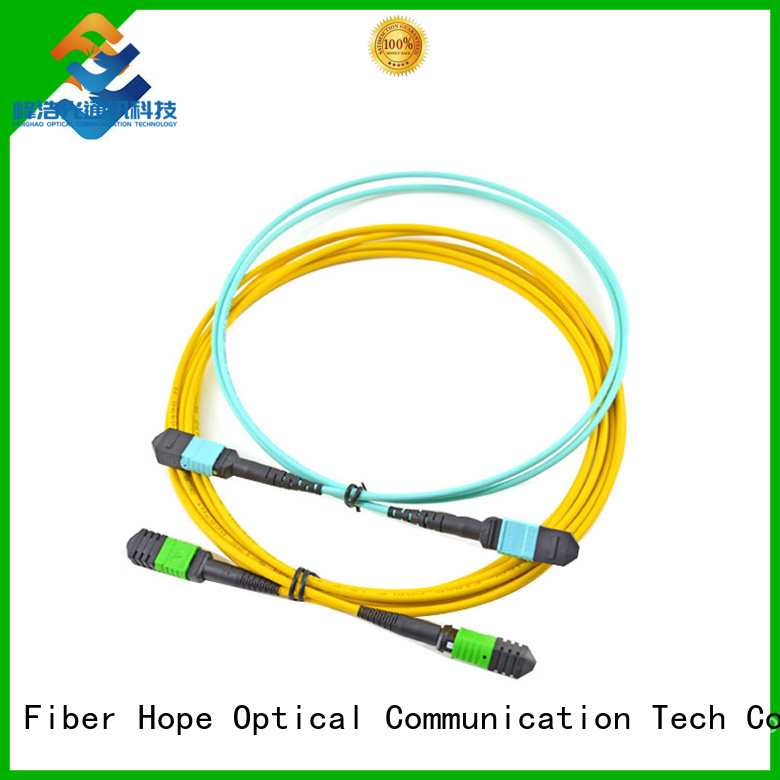 Fiber Hope breakout cable widely applied for basic industry
