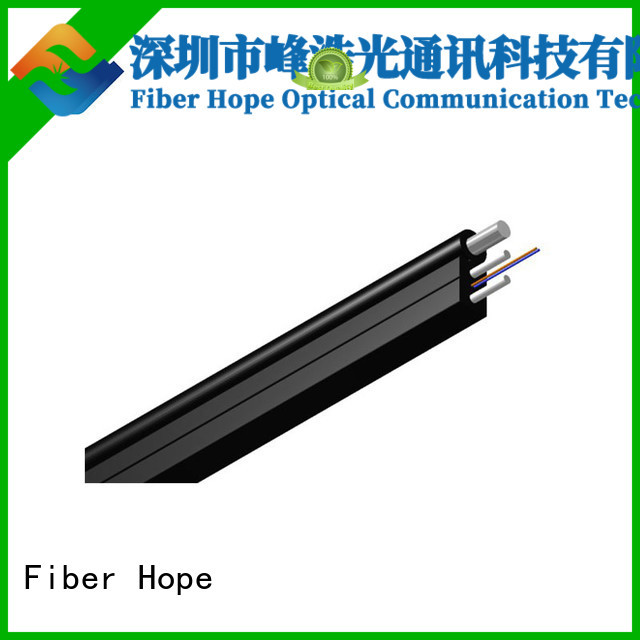 Fiber Hope fiber optic drop cable network transmission