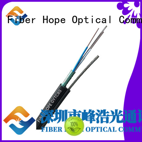 Fiber Hope outdoor fiber optic cable best choise for networks interconnection