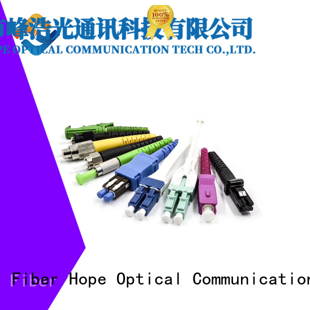Fiber Hope trunk cable WANs