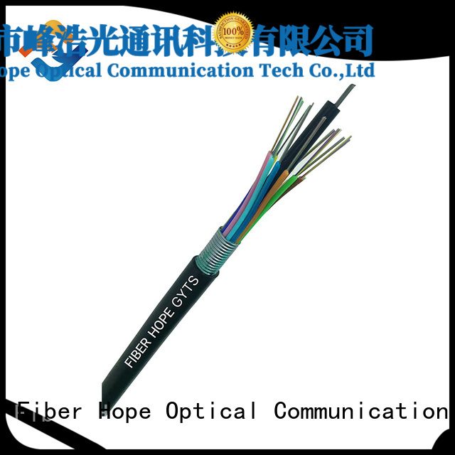 Fiber Hope fiber cable types ideal for networks interconnection