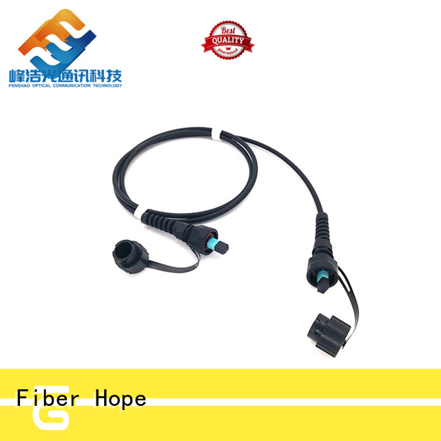 Fiber Hope Patchcord used for communication industry