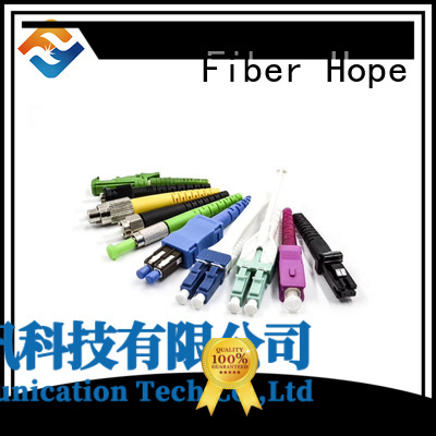 Fiber Hope mpo cable widely applied for FTTx