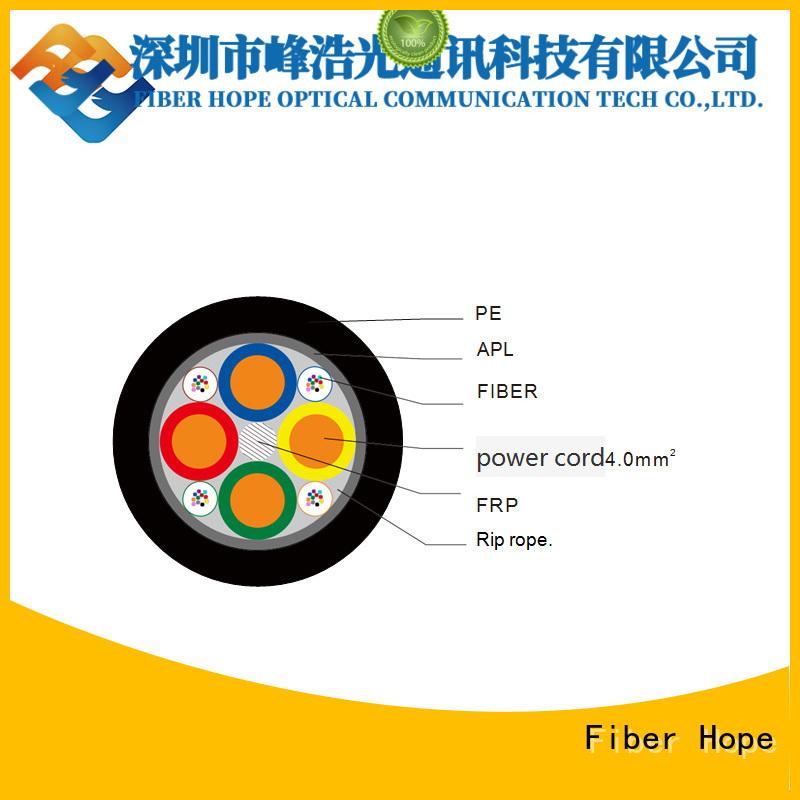 Fiber Hope bulk fiber optic cable excelent for network system