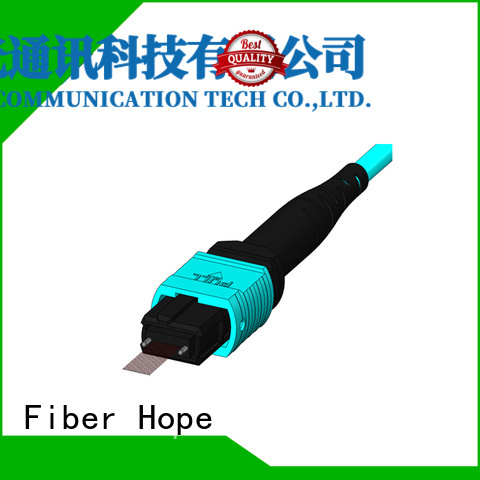 professional mpo connector widely applied for communication systems