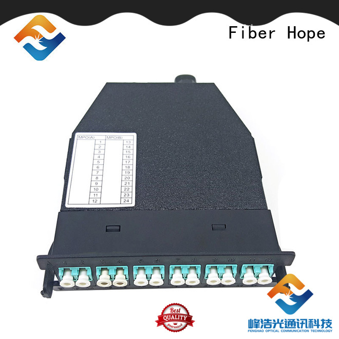 Fiber Hope fiber patch cord used for basic industry